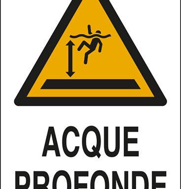 ACQUE PROFONDE